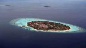 """""""Kurumba Resort"""" auf den Malediven"""