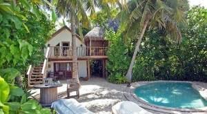 """Soneva Fushi by Six Senses"" auf den Maledive"