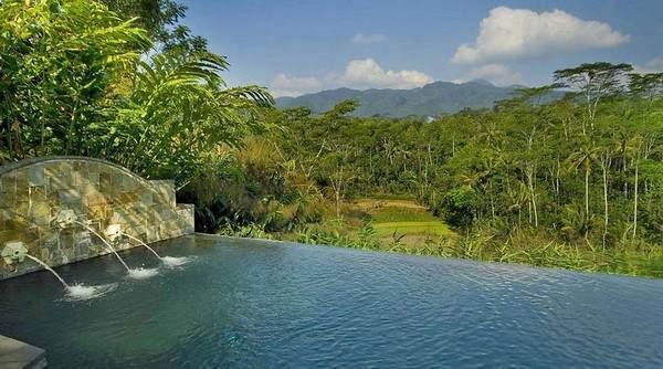 Hotel Losari Coffee Plantation auf der indonesischen Insel Jav