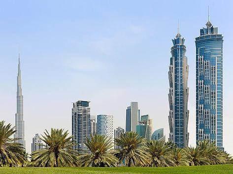 Marriot Marquis u Dubaiju