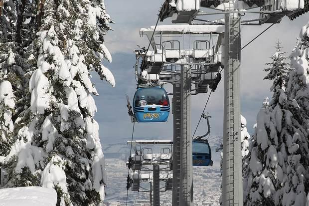 Bansko ski
