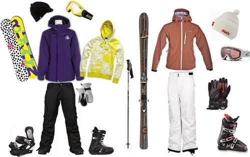ski priprema