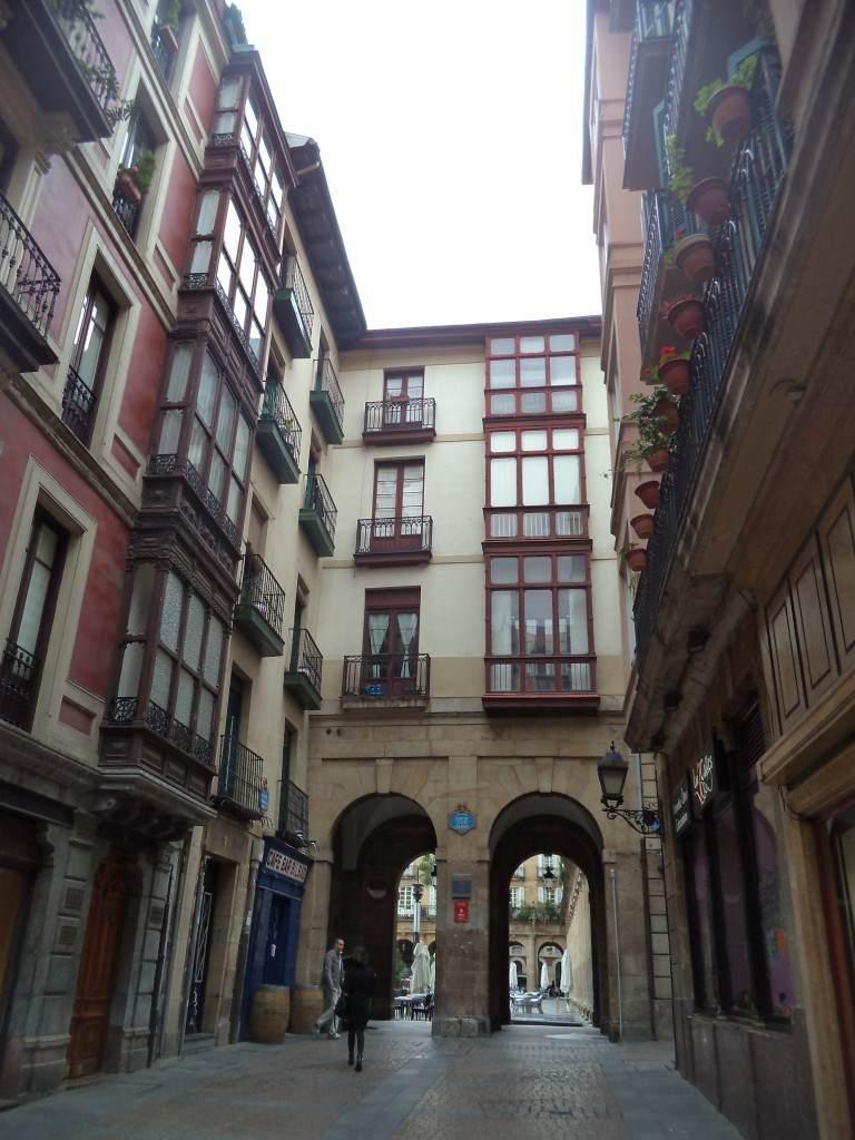 Strai grad Bilbao