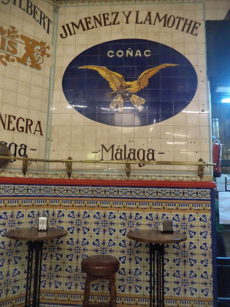 Bar u Bilbau