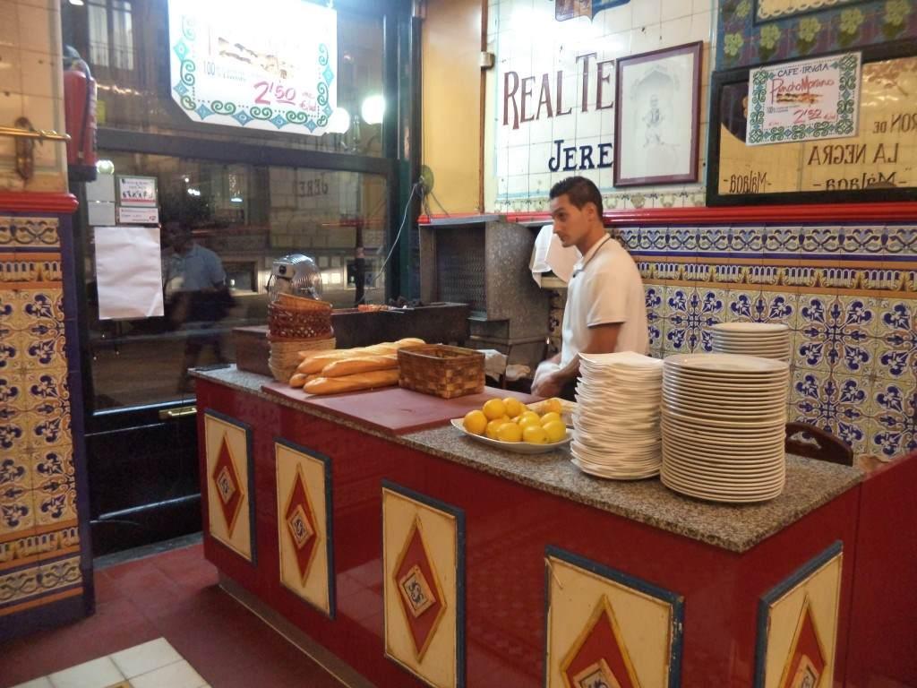 Roštilj u Bilbau