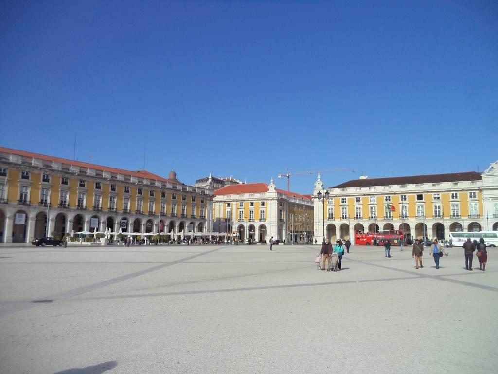 Plaza del Campo Lisabon