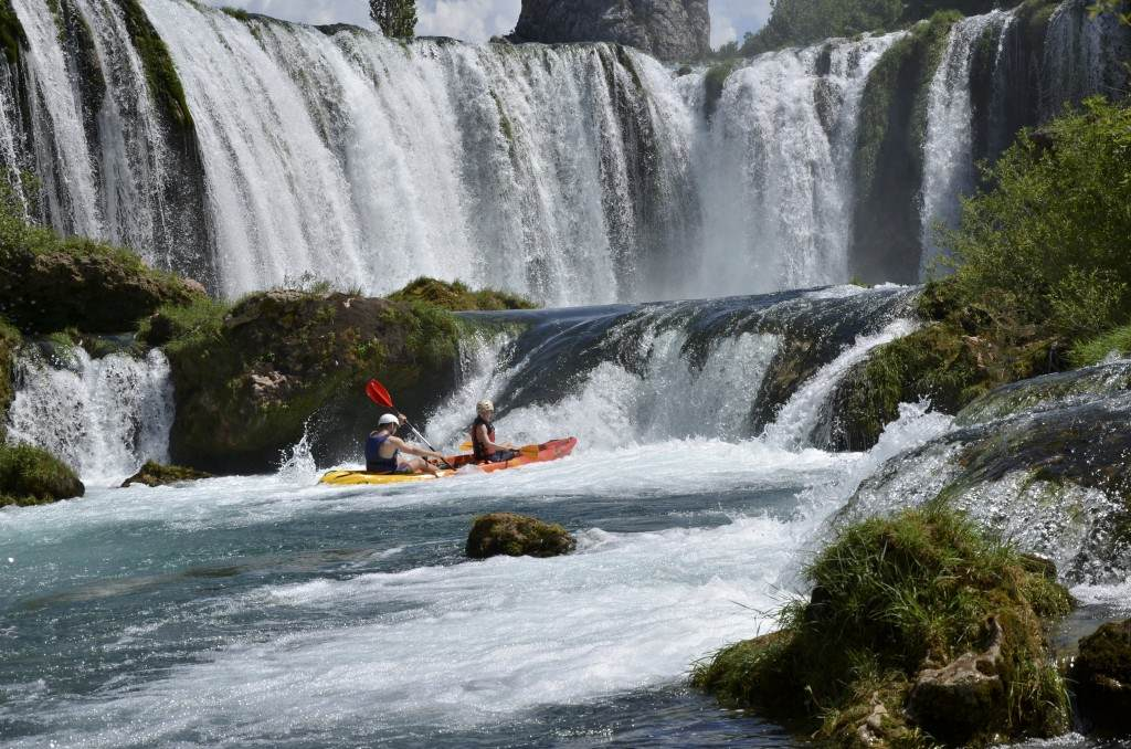 Zrmanja River canoe safari (7)
