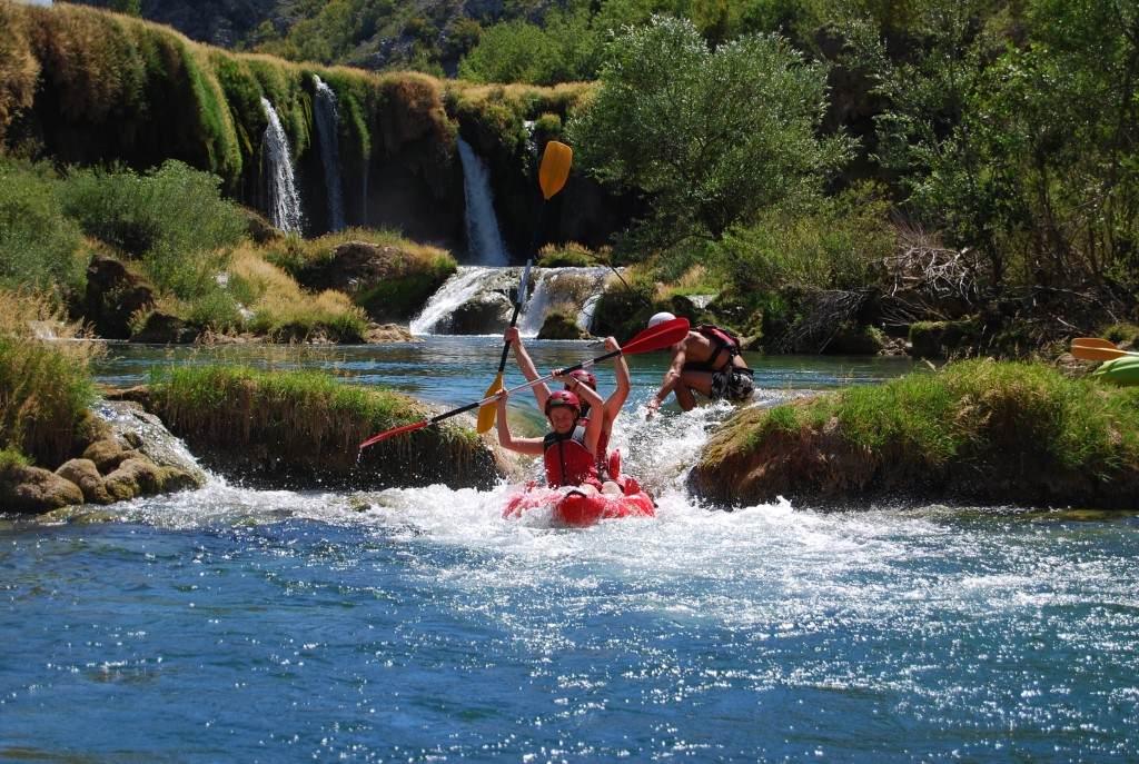Zrmanja River canoe safari (8)