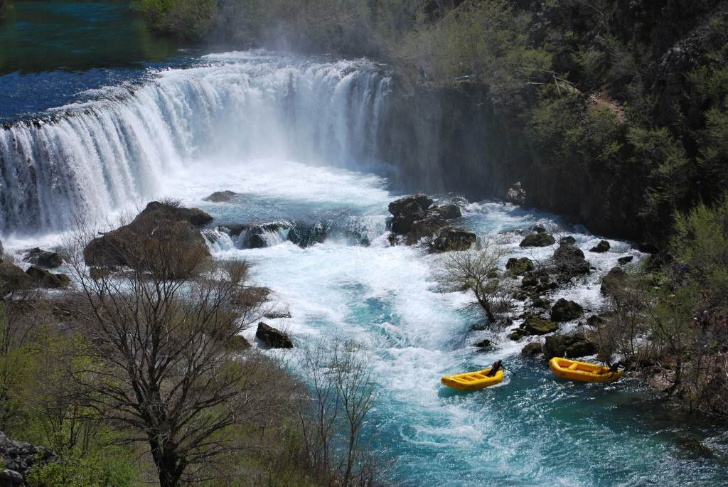 Zrmanja River rafting (1)