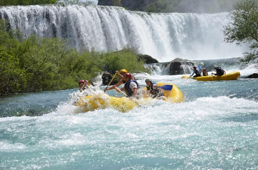 Zrmanja River rafting (7)