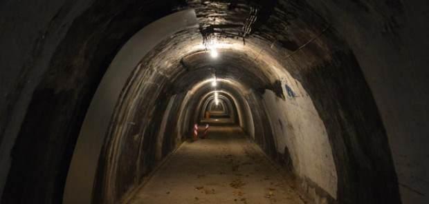 tunel ZG
