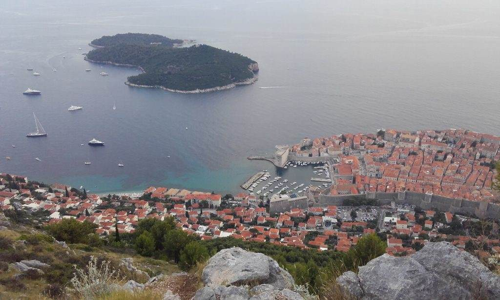 panorama Dubrovnik