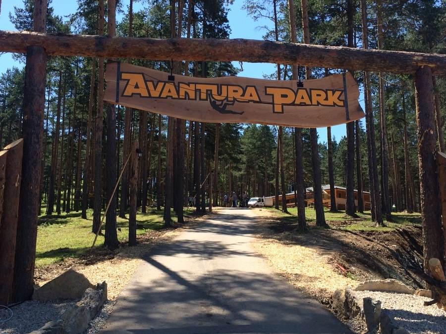Avantura park Zlatibor